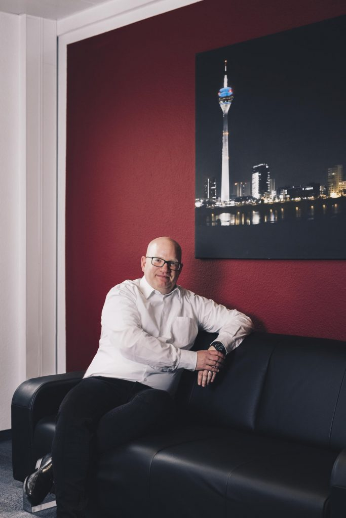 Steuerberater Frank Schriefers